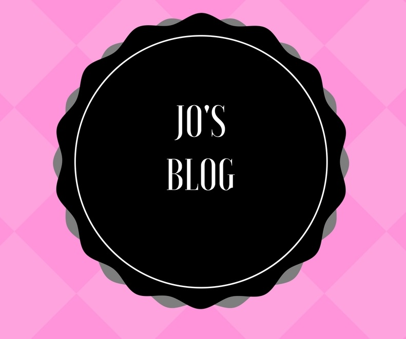 Joanne Hill Blog